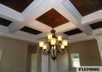 Cranford Model - Dining-Room Ceiling