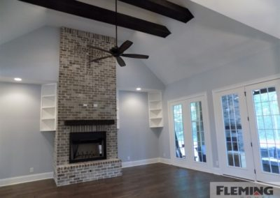 Crowell-Model-Custom-Fireplace
