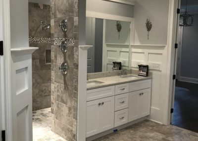 Custom - Master Bathroom1