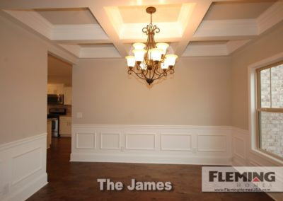 James Model - Dining-Room